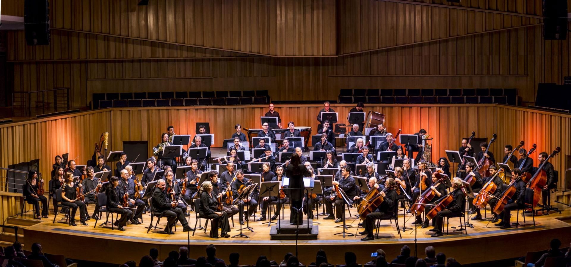 with the Buenos Aires Philharmonic Orchestra