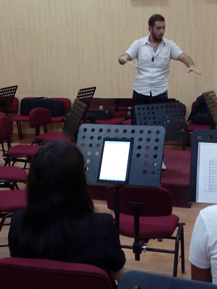 Cesar Eduardo Ramos my assistant conductor